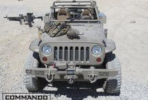 Just jeeps / by D. Aaron Billington