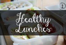 Healthy Teacher Lunches