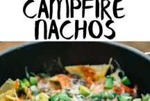 Camping Recipes & Tips / Camping recipes and tips for making camping easier, more fun, greener.