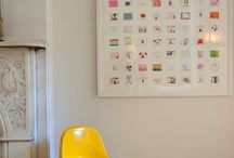kids art ideas / by Rebecca Graue Chambers