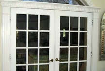 french doors / by Claire Johnson