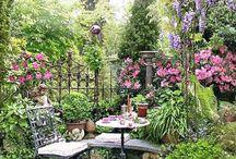 gardens and fantasy