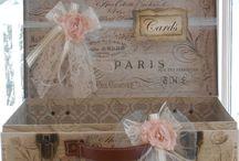 Paris theme wedding ideas / Paris theme wedding ideas
