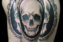 My work (tattoo) / Portfólio de tatuagens