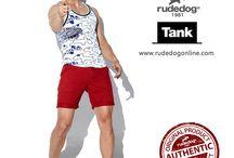 rudedog® Tank / เสื้อกล้าม rudedog® Limited Edition