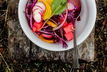 Salads GF