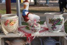 MY FLEA FINDS / My Creative Sewing and my old things! Il mio Cucito Creativo e vecchie cose deliziose!