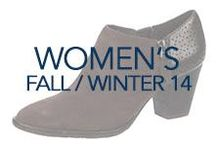 WOMEN'S FALL/WINTER 14 / by Dr. Scholl's Shoes