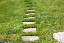 Creative Paths / There's no limit to how simple or complex a Barkman path can be. The only rule is durability.