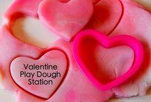 Valentine's Ideas / by Vanessa Noble Horejs