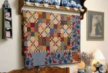 quilts qnd quilt displays