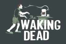 Kaffee und Zombies