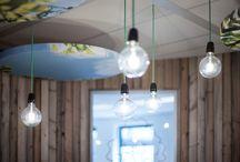 Inspiration / Inspiratie Jantje Beton / Voor het ontwerp van de nieuwe kantoorlocatie was één van de belangrijke uitgangspunten: Een kantooromgeving creëren waarbij de medewerkers in een open omgeving vrij kunnen bewegen om taakgericht hun werkzaamheden uit te voeren.  In opdracht van en in samenwerking met Axance heeft ROHDE & GRAHL dit project uitgevoerd.