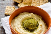 Hummus and Middle Eastern dishes