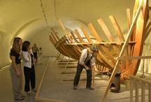 """Il Museo del Mare  / Visita del museo e della mostra permanente """"migrazioni"""".   #InvasioniDigitali Invasione Programmata 20/04/2013 ore 15:00  Invasore: Rossana Borroni"""