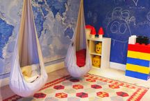Ansel's Fun Room / Kid's rooms