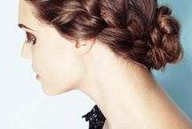 Hairstyles for upcoming shoots