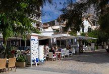 Can Pescador / Restaurante costero a primera línea de mar que goza de ubicación privilegiada y gastronomía mediterránea.
