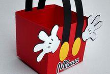 Inspirações Festa Turma do Mickey