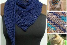 Wraps, cowls, shawls and scarves