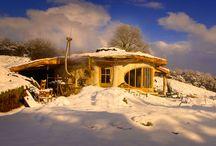 maison terre paille