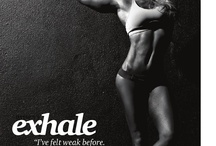 get in shape / by Morgan Kellogg