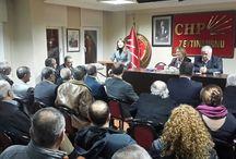 """Chp Zeytinburnu İlçe Başkanlığı / """"NE SARAYDAN KORKARIM  NE DE YENİ SARAYLILARDAN ! """" CHP Zeytinburnu İlçe Başkanlığımızda, Partililerimizin yoğun katılımıyla, yaratıcılık ve üretim dolu bir buluşma gerçekleştirdik."""
