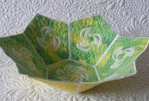 "Fabric Bowls "")"