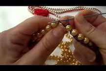 perle e uncinetto