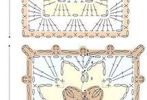 Háčkované deky