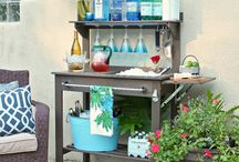 Outdoor Spaces / by Sue Robertson