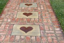 *Lead me up the Garden Path* / Paths and patios ideas
