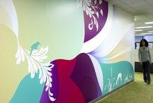 Wall Graphics / Wall graphics, custom wall murals, and wall decals are great for any business, and also the home! Instantly transform any space--you're limited only by your imagination.