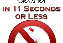Cleaning Ideas / by Gloria Benson