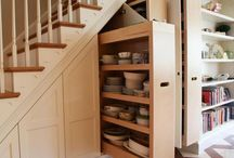 Stairs Cupboard Storage