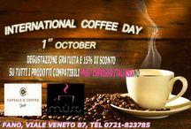 INTERNATIONAL COFFEE DAY - 1 October 2015