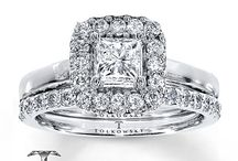 Engagement Rings / by Hillary Zimmer