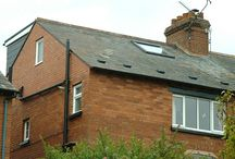 1920s Hip to Gable and Flat Roof Dormer by Attic Designs Ltd / by Attic Designs Loft Conversions