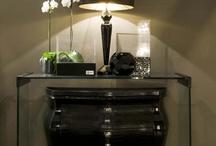 Black Lacquered Furniture