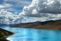 Tibet: Berg & See