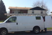 Hazel Crest, IL / House approve by State Farm. We replace roof, gutters and front soffit.