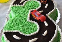 delan birthday cake