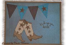 Cowboy cards