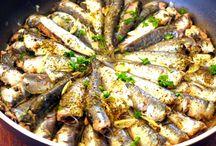Συνταγές με ψάρια
