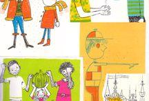 Kiddie Book Illustrations  / by Claudia Elzinga