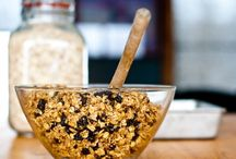 Bar Recipes: granola, protien, etc