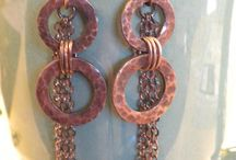 Mixed Media & Stamped Jewelry / by Judy Watson