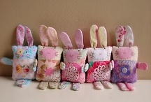 Sweet Softies / by Twin Dragonfly Designs