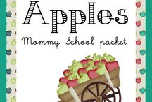 A is for Apples / by Missy Schaper