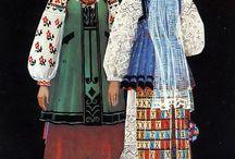 украинский и прочий народный костюм